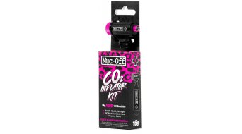Muc-Off Inflator Kit Road Co²- bomba de aire tamaño unisize