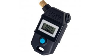 PRO air druck wear indicator tool digital black/blue for sclaverand/presta valve- and Schrader valve