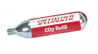 Specialized CO2 cartridge with thread (pcs.)