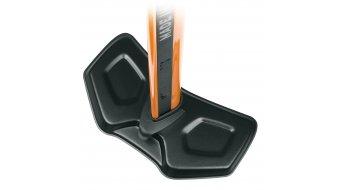 SKS Airworx 10.0 Fahrradpumpe Standpumpe orange