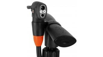 SKS Powerstation Fahrradpumpe Standpumpe HIBIKE-Edition (Multi-Valve-Ventilanschluss)
