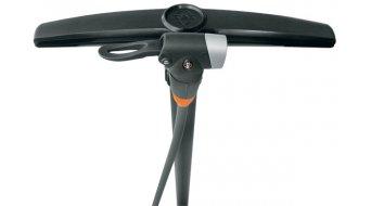 SKS Airkompressor 12.0 Fahrradpumpe Standpumpe schwarz (Multi-Valve-Ventilanschluss)