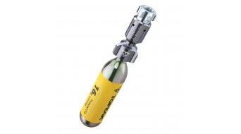 Topeak Micro Booster Kartuschenpumpe grau