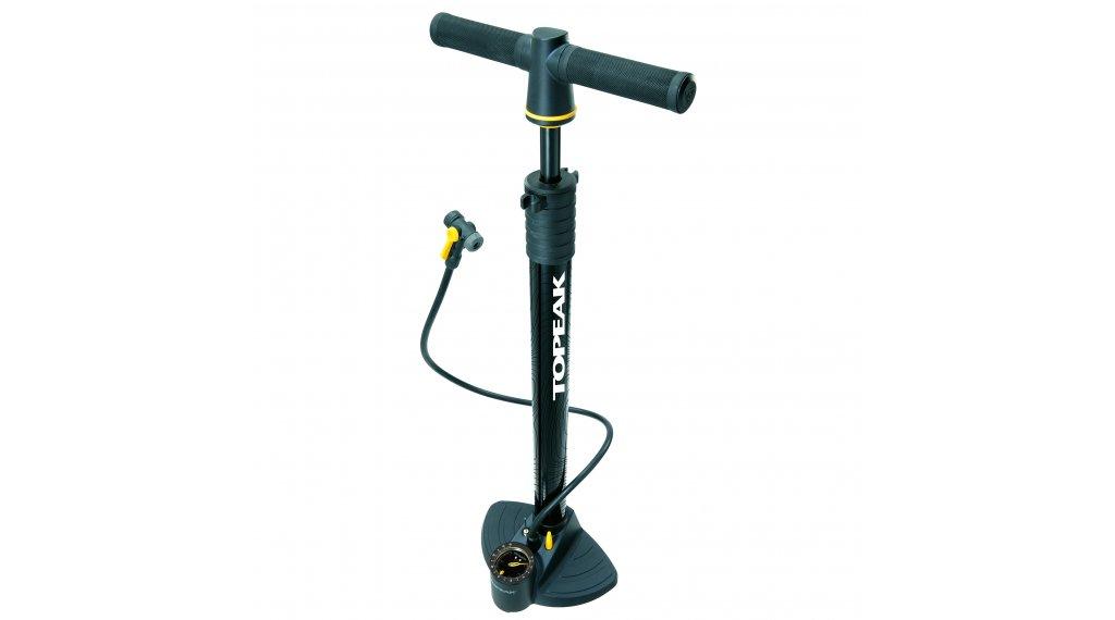 Topeak JoeBlow Fat Standpumpe Luftpumpe Fahrradpumpe schwarz