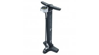 Topeak JoeBlow Twin Turbo floor pump black/grey