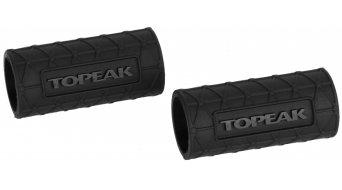 Topeak CO2 Sleeve cartuchos-funda para gr. cartuchos (par) (sin cartucho) negro(-a)