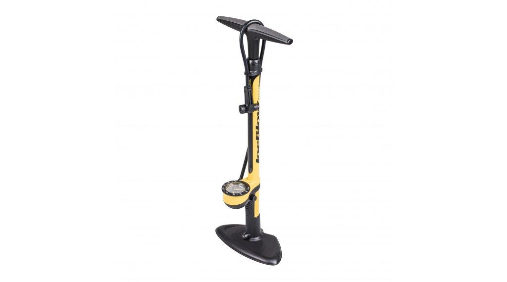 Topeak JoeBlow Sport III 立式气筒 黄色/黑色