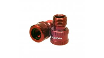 Voxom VAD1 Въздушен вентил адаптер (Presta френски.Въздушен вентил zu Schrader Auto Въздушен вентил )