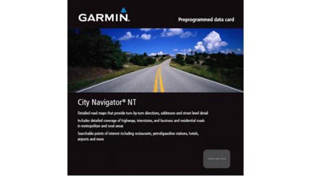 Garmin CN 法国& BeNeLux SD CityNavigator NT MicroSD/SD
