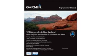 Garmin TOPO Australien and Neuseeland (microSD/SD- map )