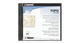 Garmin TOPO CD Canada (CD)