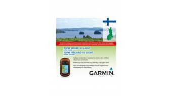 Garmin TOPO Finland v3 Light (microSD/SD- map )
