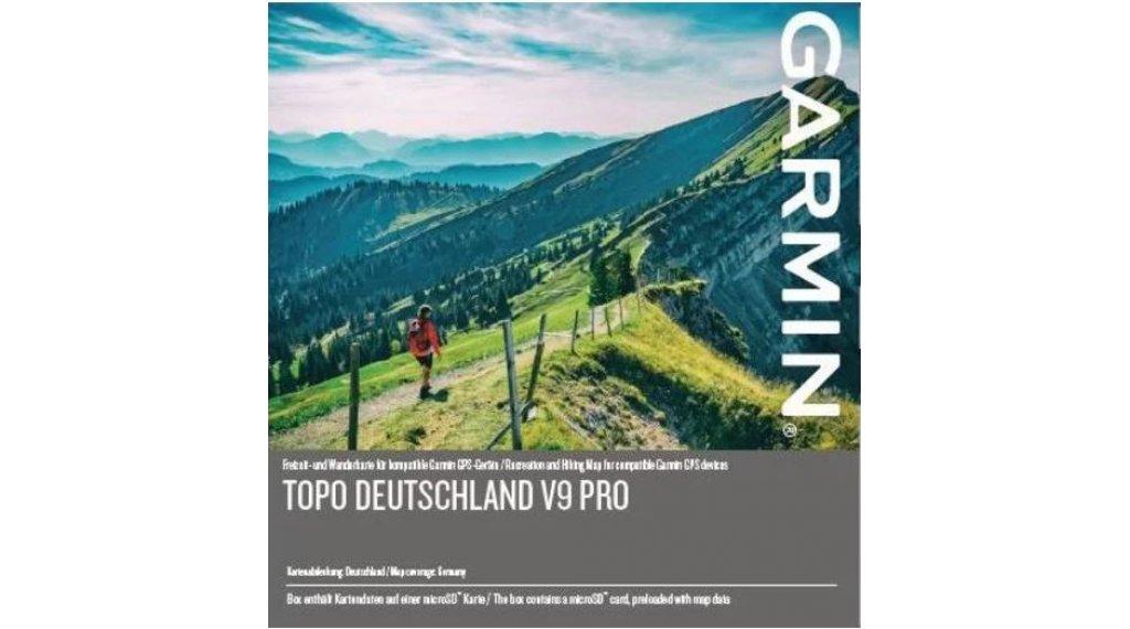 Garmin TOPO V9 PRO 德国 Karte