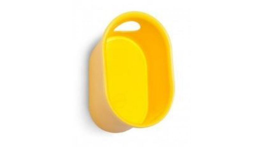 Cycloc Loop 头盔- 和 Accessoires-Ablage yellow