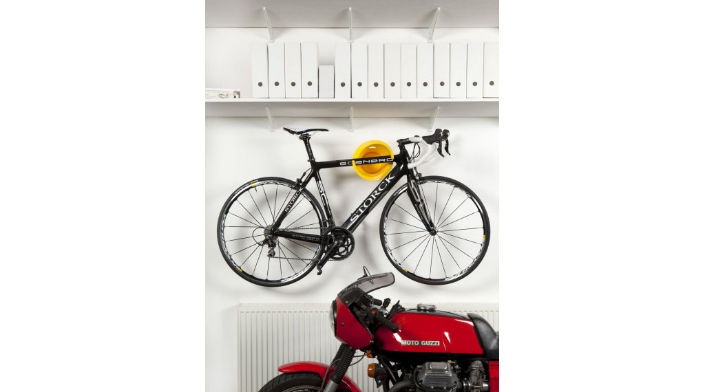 cycloc solo bike holder. Black Bedroom Furniture Sets. Home Design Ideas