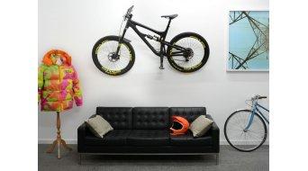 Cycloc Hero bike holder blue