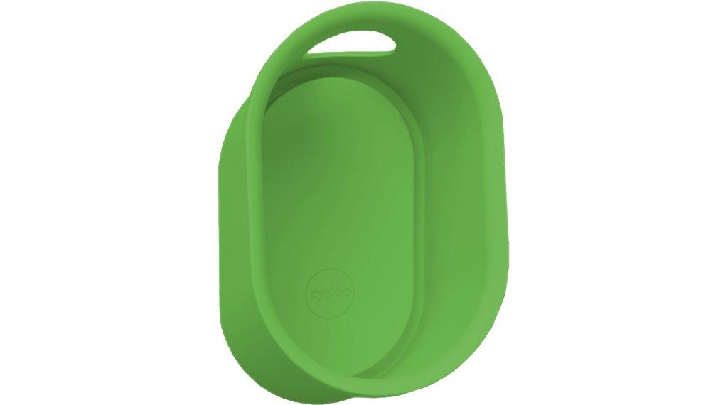 Cycloc Loop Ablage para montaje en pared verde