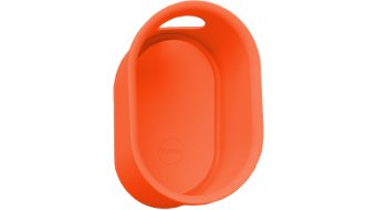 Cycloc Loop Ablage para montaje en pared naranja