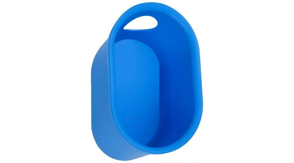 Cycloc Loop Ablage para montaje en pared azul