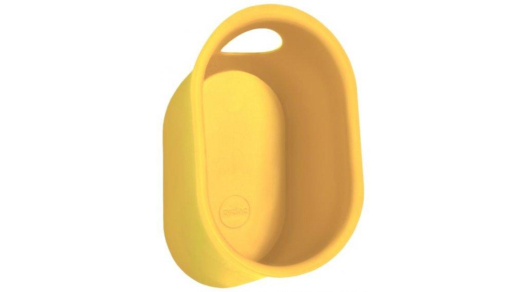 Cycloc Loop Ablage para montaje en pared amarillo(-a)