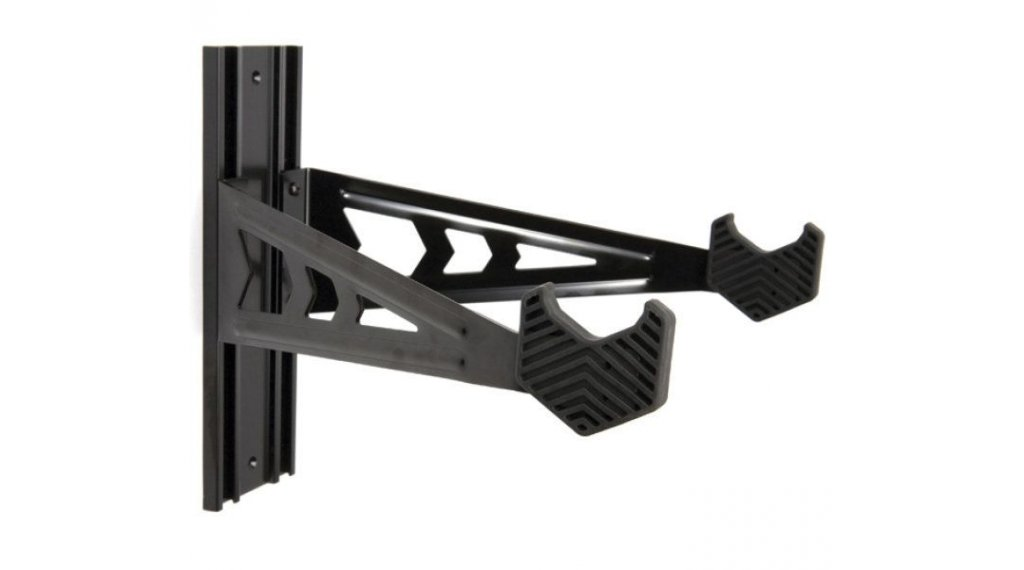 Feedback Sports Velo Wall Rack for Wand mounting black
