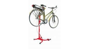 Minoura E-Bike Station Montageständer rot/schwarz