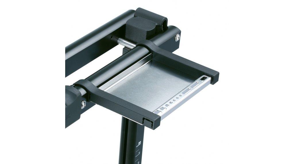 Topeak PrepStand ZX Tool Plate Montageständer Zubehör schwarz