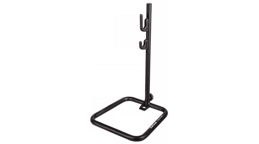 Topeak TuneUp Stand X rear wheel- upright black