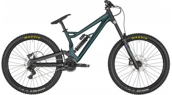 """Bergamont Straitline 9 650B/27.5"""" MTB komplett kerékpár fur green/black/ultra violet (matt) 2020 Modell"""