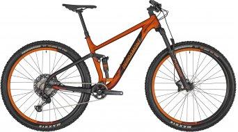 "Bergamont Contrail 8 29"" MTB bike dirty orange/black (matt) 2020"