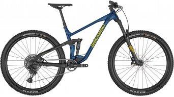 "Bergamont Trailster 6 29"" MTB bike petrol blue/black/gold (matt/shiny) 2020"