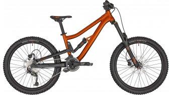"""Bergamont Big Air Tyro 24"""" MTB Komplettrad Gr. XS dirty orange/black (matt) Mod. 2020"""