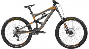 Bergamont Straitline 7.0 27.5 MTB bici completa da uomo . lava grey/black/arancione mod. 2016
