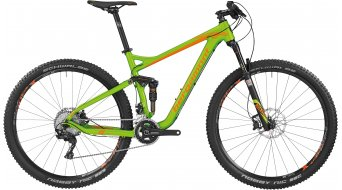 Bergamont Contrail LTD 29 MTB Komplettbike Herren-Rad apple green/orange Mod. 2016