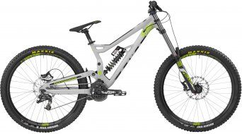 Bergamont Straitline 7.0 650B/27.5 MTB bike size S light grey/black/lime (matt) 2017