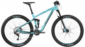 Bergamont Contrail 6.0 29 MTB bike coral blue/black (mat) model 2017