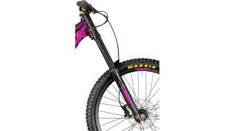 "Bergamont Straitline 7.0 650B/27.5"" MTB bici completa mis. M melanzana/black/pink (shiny) mod. 2018"