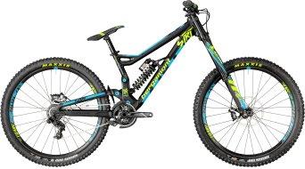 "Bergamont Straitline Team 650B/27.5"" MTB bike black/neon yellow/cyan (mat) model 2018"