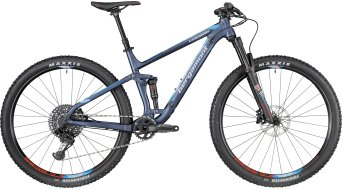 "Bergamont Contrail 9.0 29"" MTB bike dark bluegrey/ice blue (mat) model 2018"