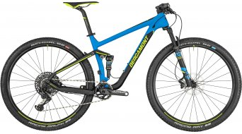 "Bergamont Fastlane Team 29"" MTB bike cyan/black/neon (matt) 2019"