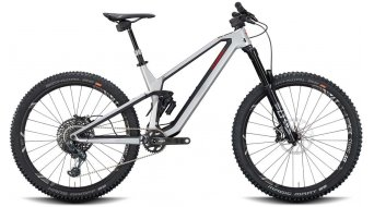 "Conway WME 827 27.5"" MTB bike polarsilver/black 2020"