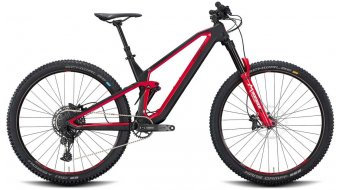 "Conway WME 329 29"" MTB bike size S red/black matt 2020"