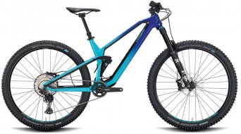 "Conway WME 529 29"" MTB bike blue fade/black 2020"