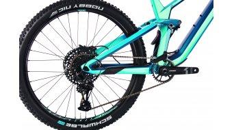 "Conway WME 427 27.5"" MTB Komplettrad metallic turquoise/dark petrol Mod. 2021"