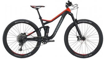 "Conway WME 529 carbon 29"" MTB bike black matt/red 2019"