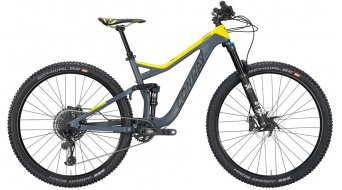 "Conway WME 729 carbon 29"" MTB bike grey matt/lime 2019"