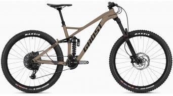 """Ghost FRAMR 4.7 AL U 27.5"""" MTB komplett kerékpár Méret L classic tan/jet black 2020 Modell"""
