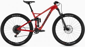 "Ghost SLAMR X7.9 AL en 29"" MTB fiets riot red/jet black model 2020"