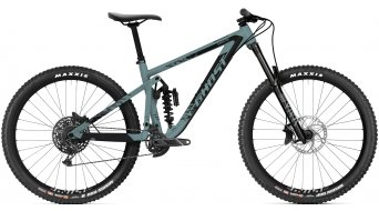 Ghost Riot Enduro Essential 27.5 MTB bike size S sharkblue/jet black 2021