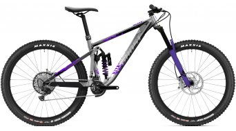 Ghost Riot Enduro Full Party 27.5 MTB bici completa mis. S grigio purple mod. 2021